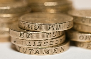 Pound coins (William Warby/CC BY 2.0)