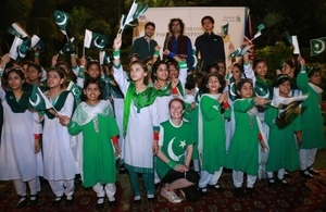 British Deputy High Commission celebrates Pakistan's Independence Day