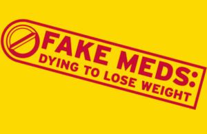 Fake meds