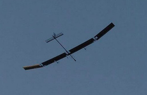 Zephyr-S Unmanned Aerial Vehicle