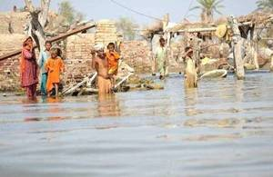 UK Aid has helped over five million people in Pakistan affected by natural disasters.