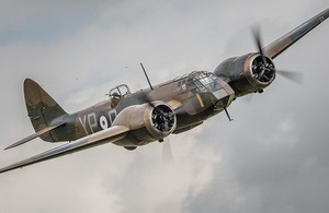 Bristol Blenheim, Copyright gsmudger. All rights reserved.