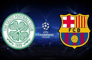 Barcelona FC v Celtic football match travel advice
