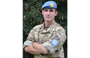 Lt Col Simon Doyle
