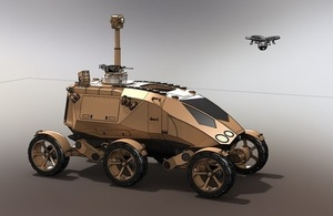Future armoured vehicles could be very different from the vehicles in service today.
