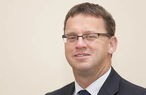 Minister for Civil Society Rob Wilson