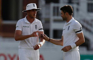 England will play three ODIs and two Tests in Bangladesh this winter. Photo: ECB website