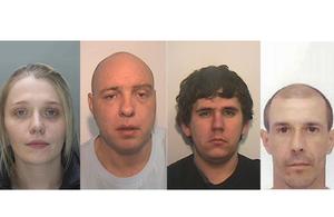 Salford gang