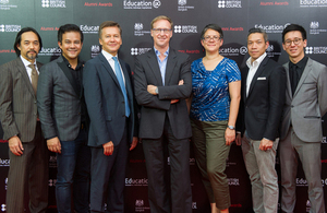 Launch of Alumni Awards 2017 in Thailand