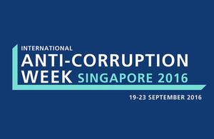 International Anti-Corruption Week in Singapore