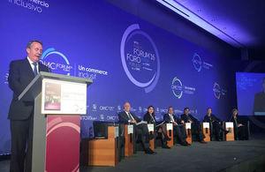 WTO Public Forum, Geneva
