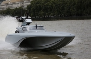 Maritime Autonomy Surface Testbed