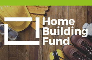 Home Building Fund website