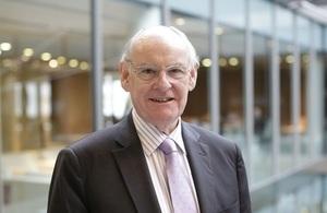 Donald Brydon CBE