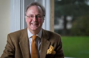 Michael Winter OBE