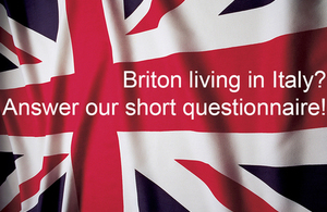British expats questionnaire