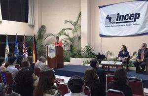 Forum in Guatemala City