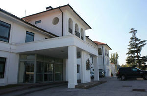 British Embassy in Ankara