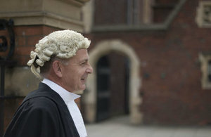 Barrister in Lincolns Inn