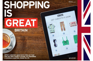 The UK is destination of choice for Australian Retailers