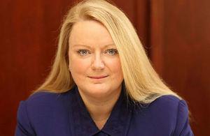 Ms Sarah MacIntosh CMG