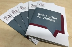 Victim Information Leaflet