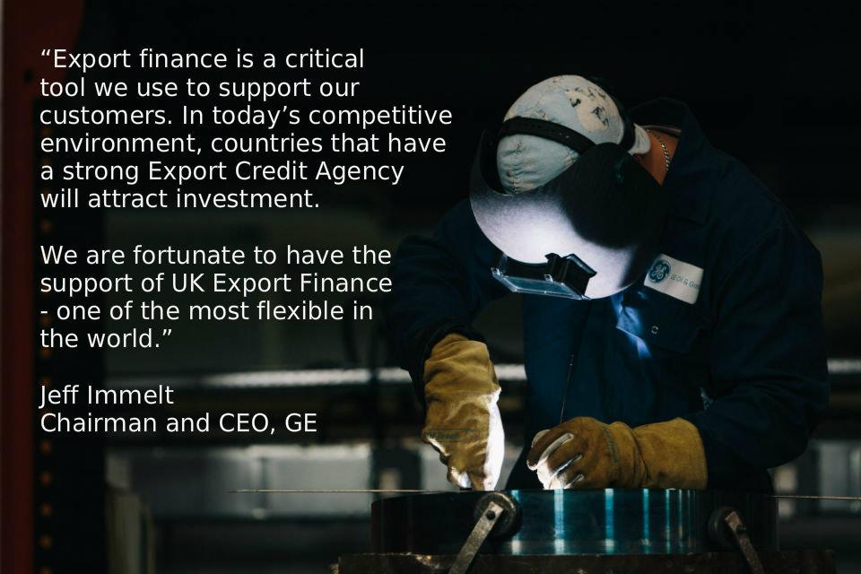 GE employee in the UK
