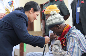 Picture: Tanya Holden/DFID