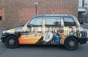 Apprenticeship taxi