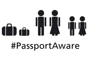 Be Passport Aware.