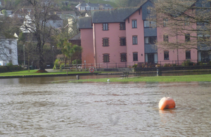 Totnes, winter 2008