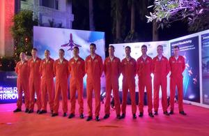 RAF team