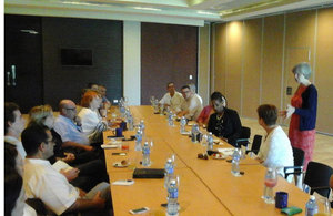 Regional Consular visit to Havana