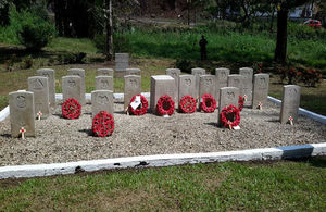 Commonwealth war graves in Limbe