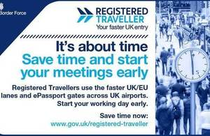 Faster entry at UK airports has arrived