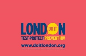 The Do It London logo