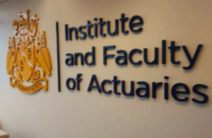 Institute and Faculty of Actuaries.