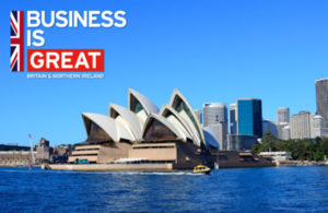Applications for UK fintech companies to join trade mission to Australia now open