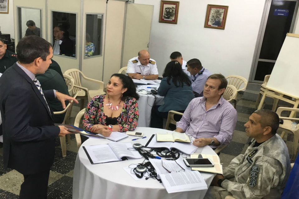 Paraguay Media-Ops Course 2016