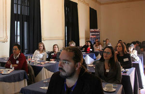 British Embassy Quito hosts Consular Assistance workshop