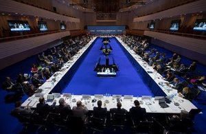ESA Council Meeting at Ministerial level