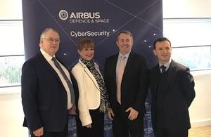 Airbus Site Visit
