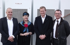 Baroness Neville-Rolfe and others