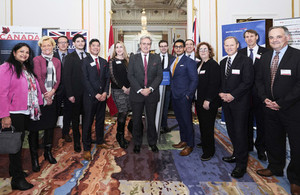 Canadian fintech delegation