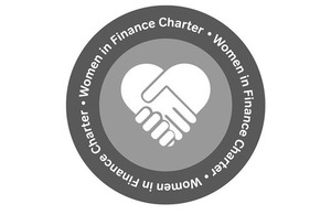 Women in Finance Charter logo.