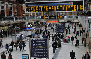 DfT works with consumer experts and the rail industry to help passengers choose the best deal on fares.