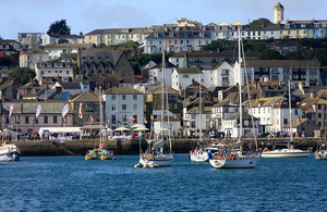 Falmouth, Cornwall, UK