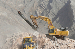 Terminator Breaker manufactures mechanical rock extractors for use in mines, quarries and civil engineering.