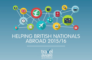 Helping British nationals abroad