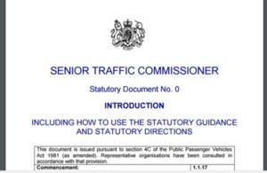 Statutory document.